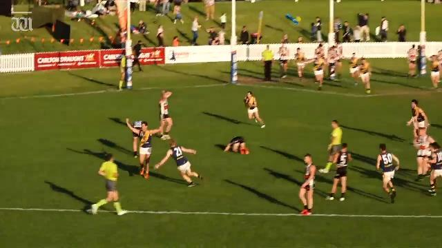 An after-the-siren match-winner and a brilliant running goal were among the highlights of the final home-and-away round.