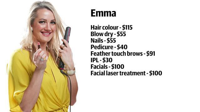 WATCH. We asked two Perth women how much money they were spending on essential beauty services