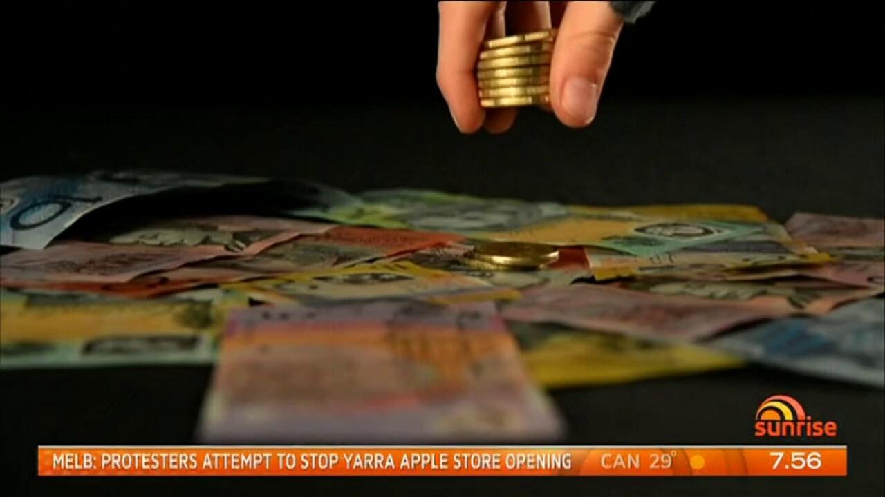 A single mum turned millionaire shares her money saving tips