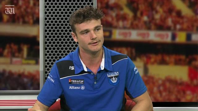 East Perth forward Will Maginness chats to John Townsend about the Royals cut throat game against Peel this Saturday, the alignment issue and his studies outside of footy.