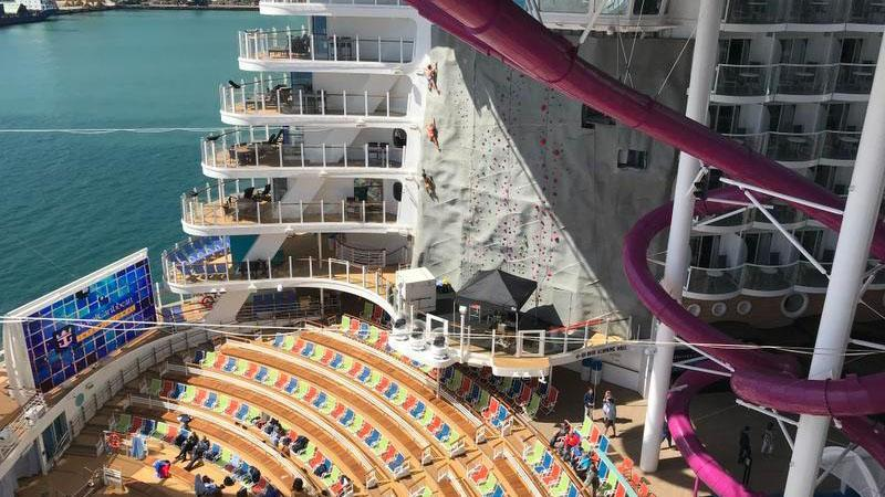 What's it really like on the world's biggest ship? Our Travel Journalist checks what all the fuss is about.