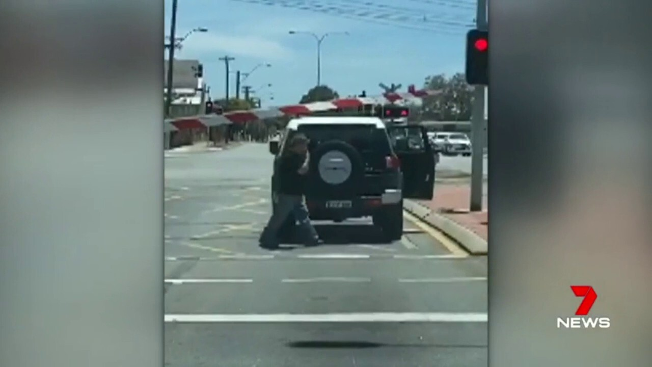 WATCH. The PTA has labelled this driver as impatient and reckless