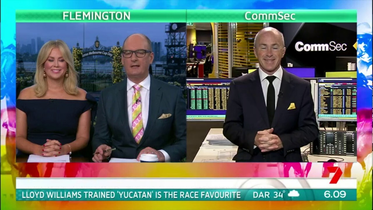 A look at the markets with David Koch.