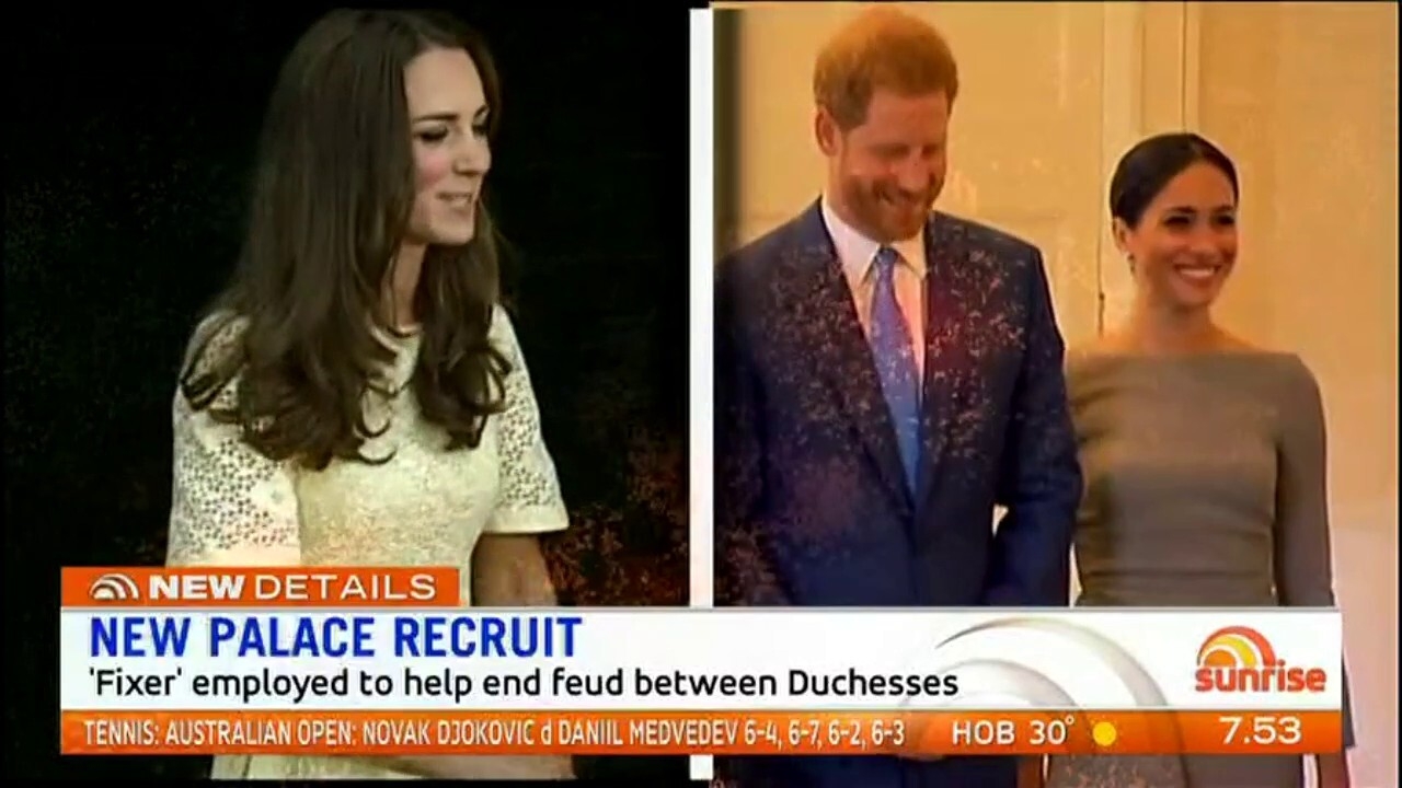 The feud between Kate and Meghan continues, Philip comes under fire for car crash.