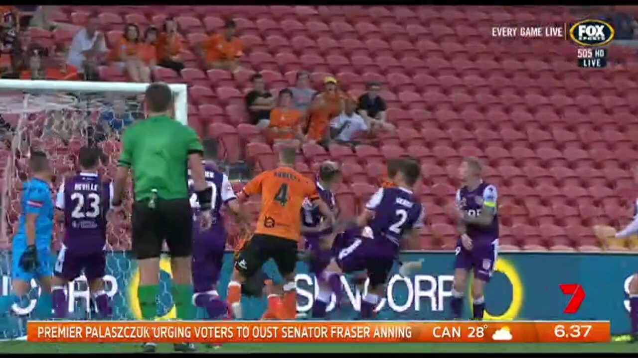 Perth Glory has made a remarkable comeback against Brisbane, winning 4 -2 at Suncorp Stadium.