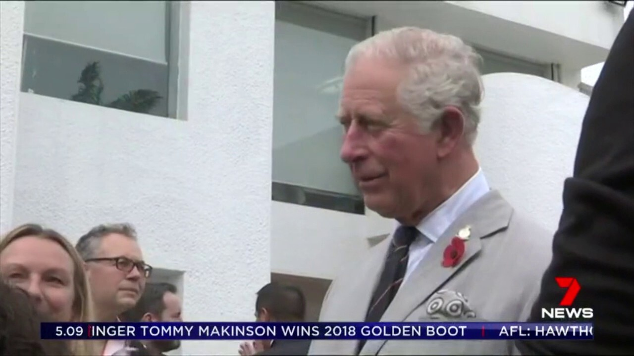 Prince Charles has spoken about his plans to reign when he becomes King