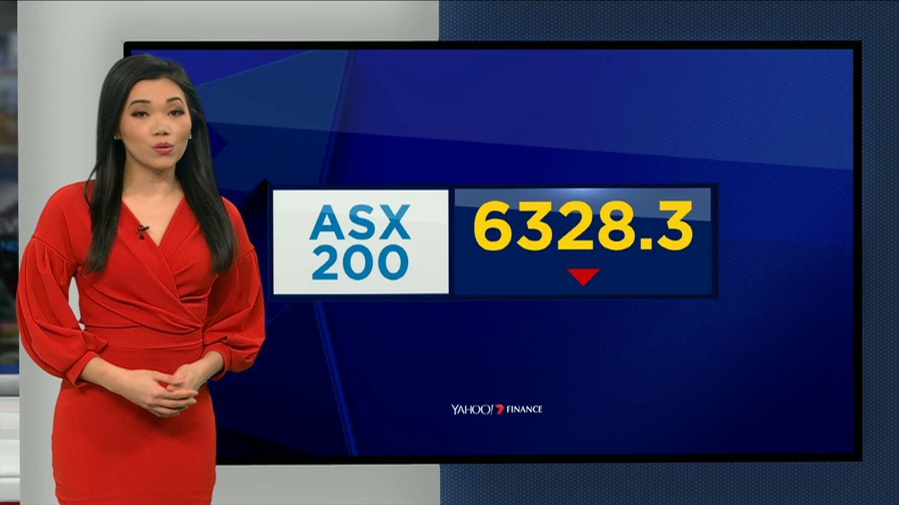 Finance presenter Meilin Chew brings you the day on the markets.