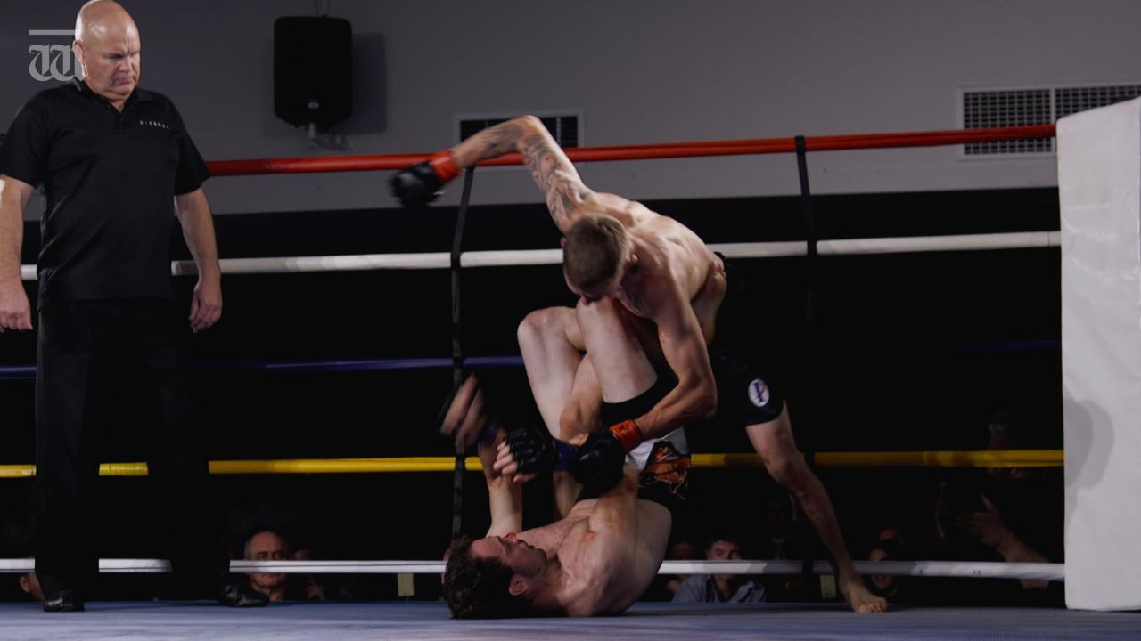 We followed professional MMA fighter Michael Addison on his gruelling journey to the Australian bantamweight title fight against Mitch Martin.