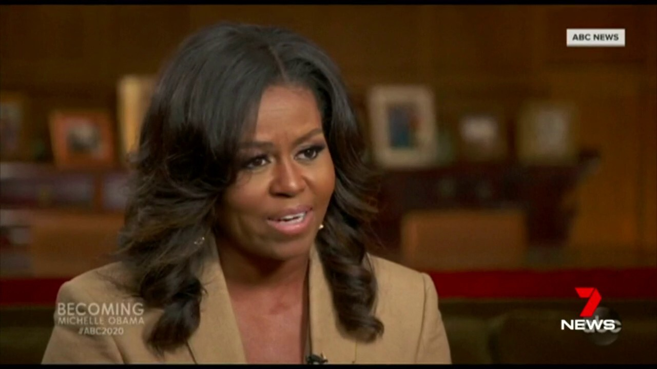 Former U.S. First Lady Michelle Obama has revealed intimate details about her life and marriage in a candid interview.