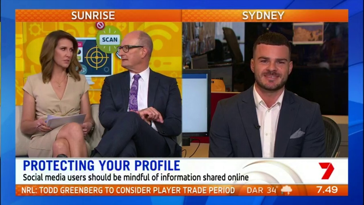 A Sydney man is living a nightmare after his identity was stolen online.