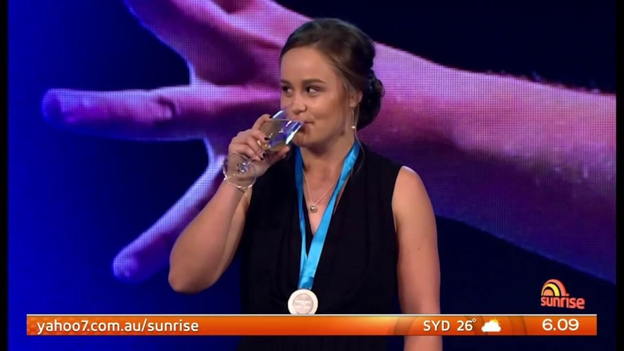 She's now Australia's highest ranked tennis player after an incredible comeback.