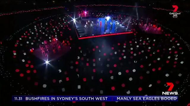 Commonwealth Games organisers admit they botched the closing ceremony by leaving the athletes out of the official broadcast