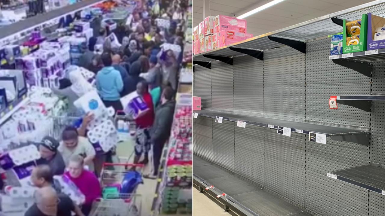 Coronavirus: Australian supermarket boss warns against panic ...