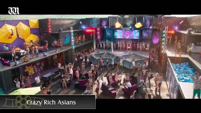 Ben O'Shea and Nina Choi discuss Crazy Rich Asians.