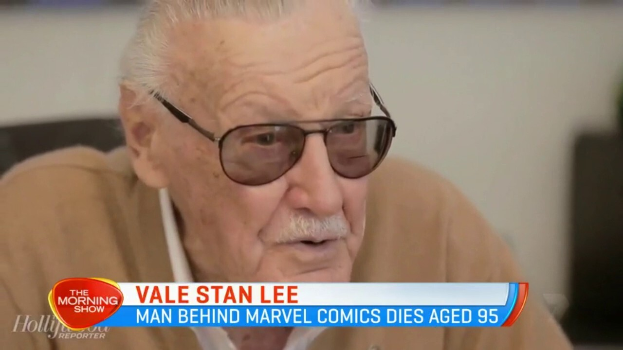 Stan Lee has died, age 95.