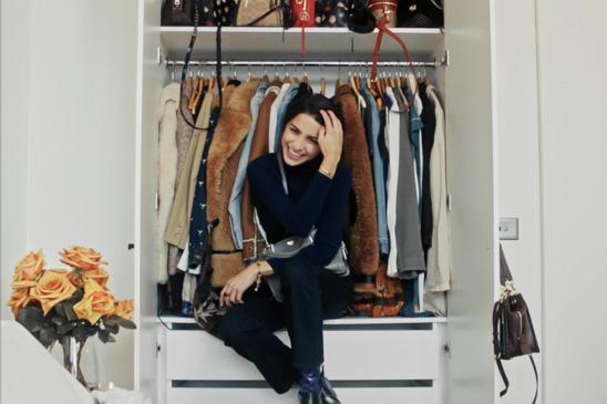 Watch: Inside Rey-Hanna Vakili's bag closet - Vogue Australia