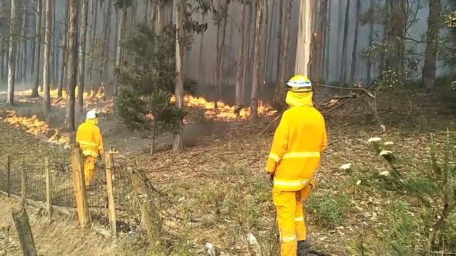 Geeveston residents warned of immediate fire danger | The Mercury
