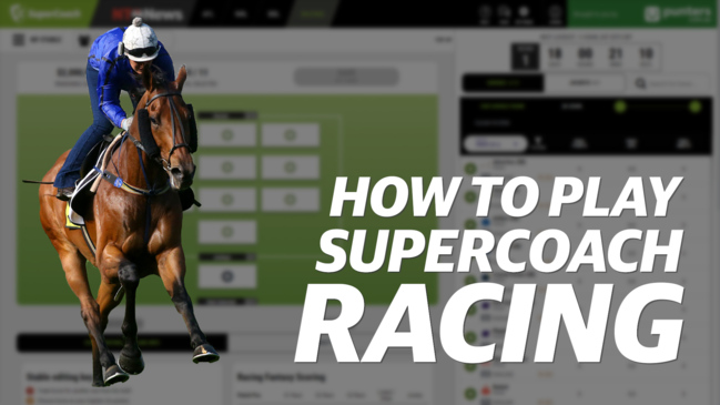 How To Play SuperCoach Racing