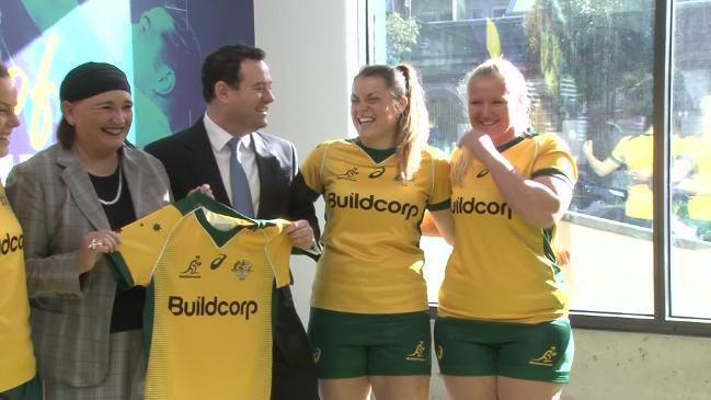 Aust bid for 2021 Women's Rugby World Cup