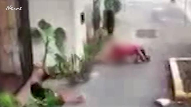Video of walking in on sex