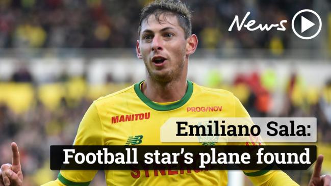 Emiliano Sala: Grisly details emerge around soccer star's