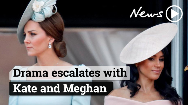 Meghan Markle, Kate Middleton feud: The truth behind messy rift