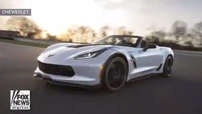 Chevrolet Corvette ZR1 unveiled — fastest, most powerful ever