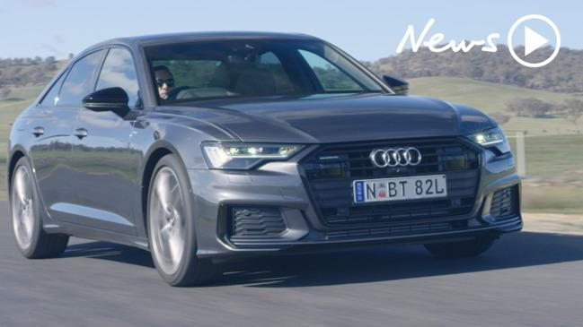 Audi A6: New luxury sedan has best in class navigation