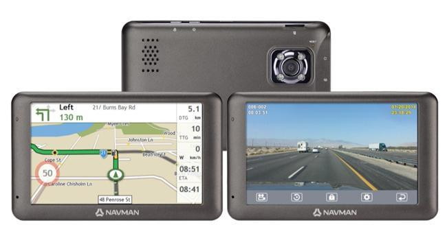 Navman MiVue and Garmin Nuvi take dedicated GPS to a new level