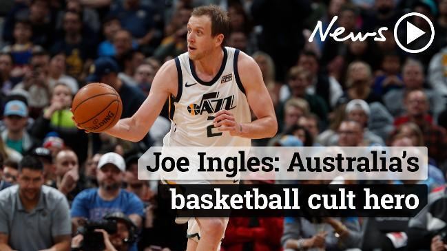 check out c03ab c2447 NBA 2018: Joe Ingles viciously roasts Blake Griffin on ...