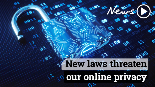 Encryption laws: What is Australia's new encryption bill?