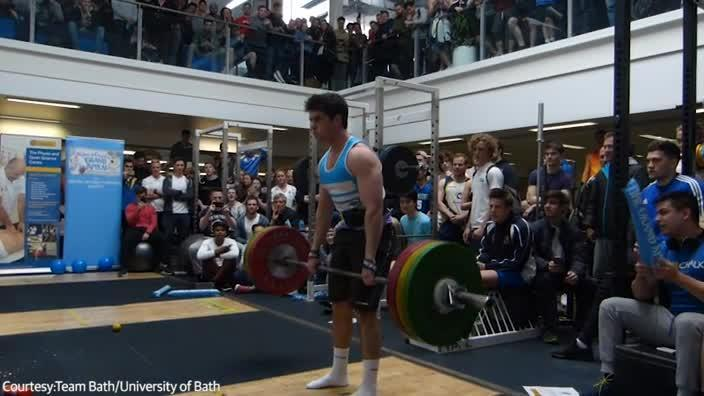Eddie Hall world record 500kg deadlift at World Deadlift