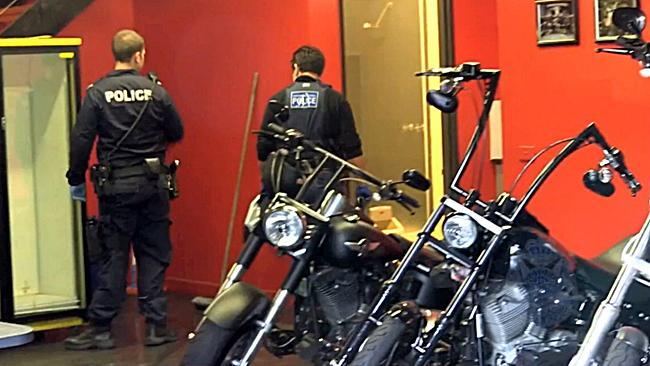 Bikies tell why they've been lured to join Australia's
