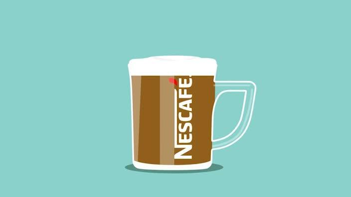 Christmas MachineThe Can Buy Coffee Worst Nescafe Gift Red Mug Money WHIeDE29Y