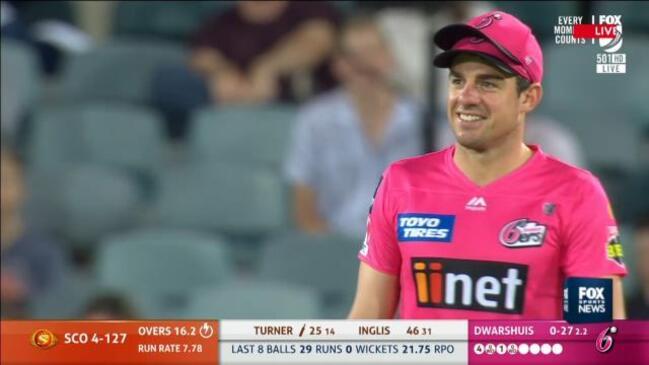 Hughes enjoying stepping back