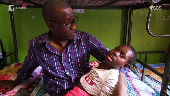 Witch doctors in Uganda, SBS Dateline: Child sacrifice survivors