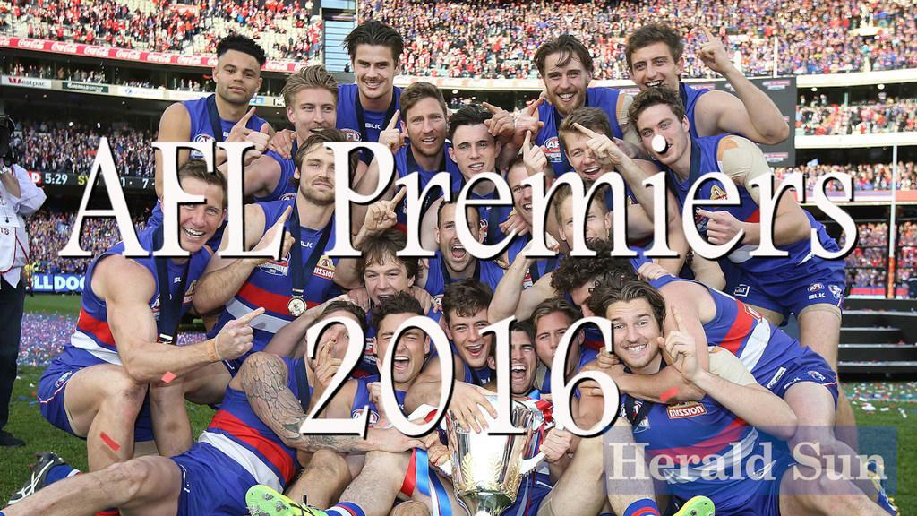 525a6f67a7a Western Bulldogs premiership run one of the most magical months of football  in history