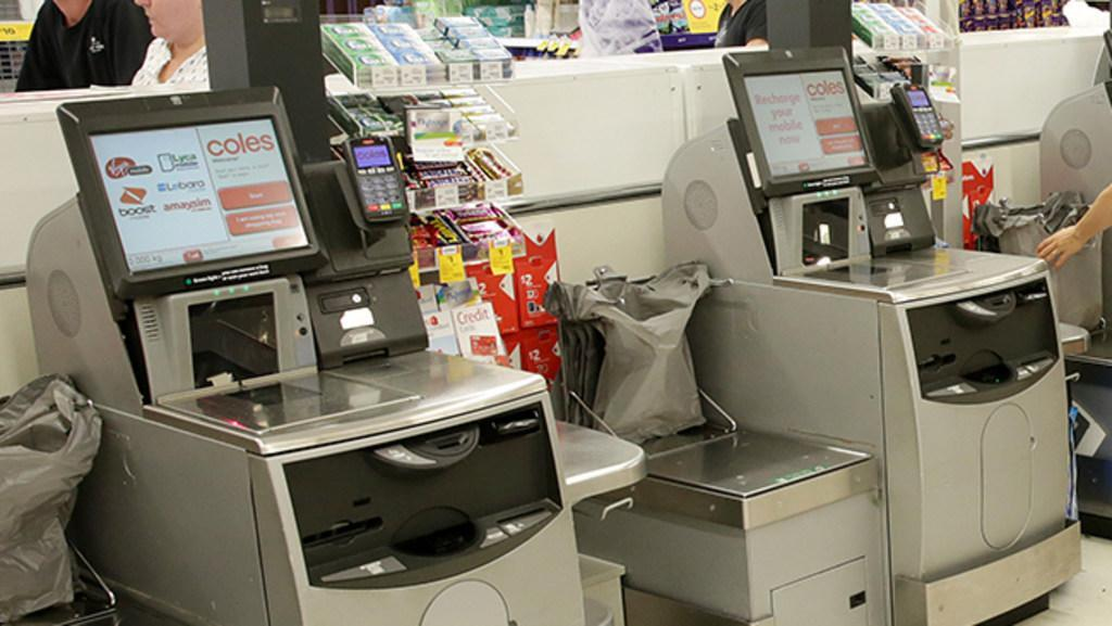 Self serve check-outs: New black ai tech being tested could