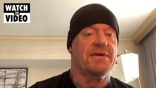 Undertaker confirms WWE retirement