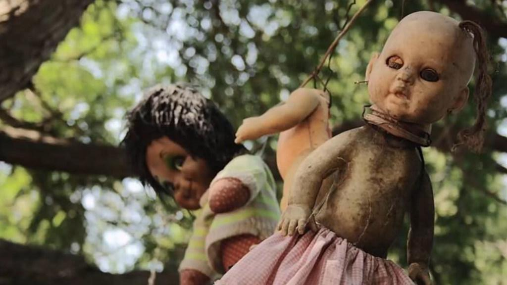 Mexico's Island of the Dolls: Tragic story behind tourist attraction