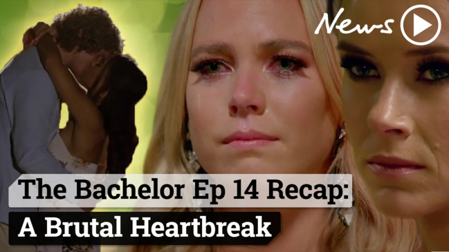 The Bachelor 2018: James Weir recaps episode 14