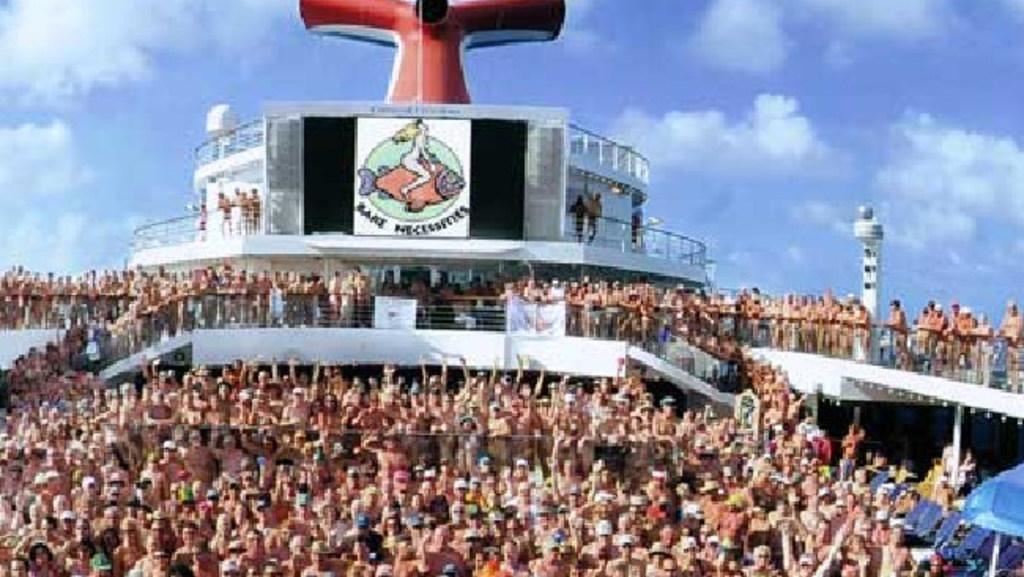 Nude Cruise Desire Cruise 2018 Notorious Adults Only Ships Europe Itinerary Announced