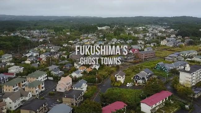 Fukushima nuclear disaster: Eerie footage filmed six years on