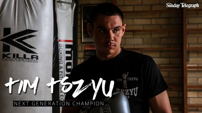 Tim Tszyu — The Next Generation Champion
