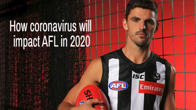How coronavirus will impact AFL in 2020
