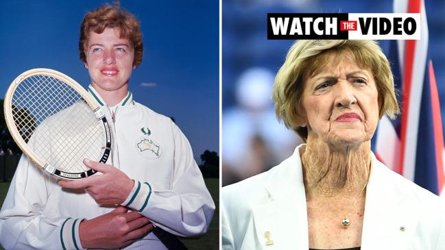 Margaret Court: Tennis' controversial champion