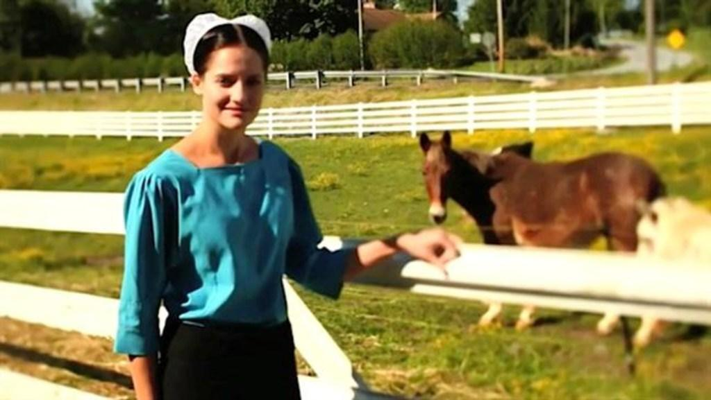 Emma Gingerich's escape from the Amish community's most