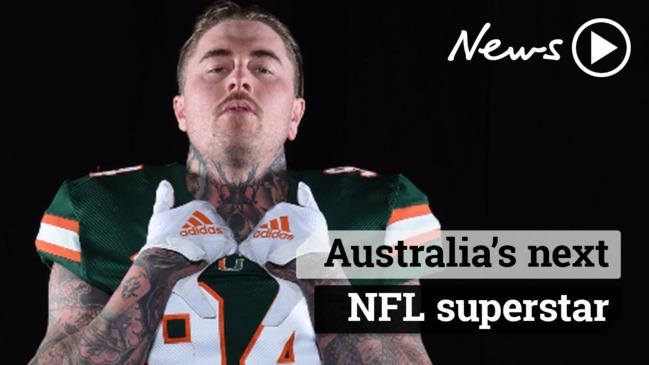 Australia's next NFL superstar