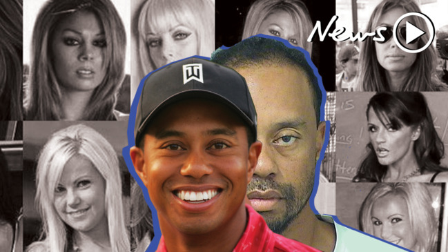 How Tiger Woods hid his affairs