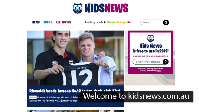 Kids News 2019 | KidsNews